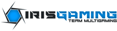 Logo Iris Gaming, team multigaming